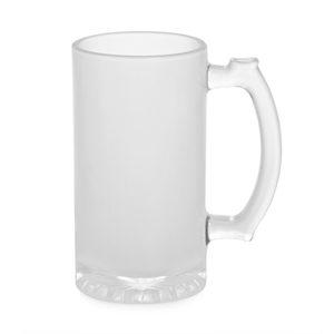 16oz Glass Stein Mug Personalised Printing Queensland