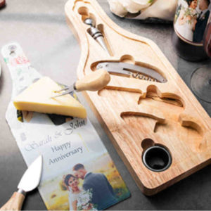 Wine and Cheese Accessories Set